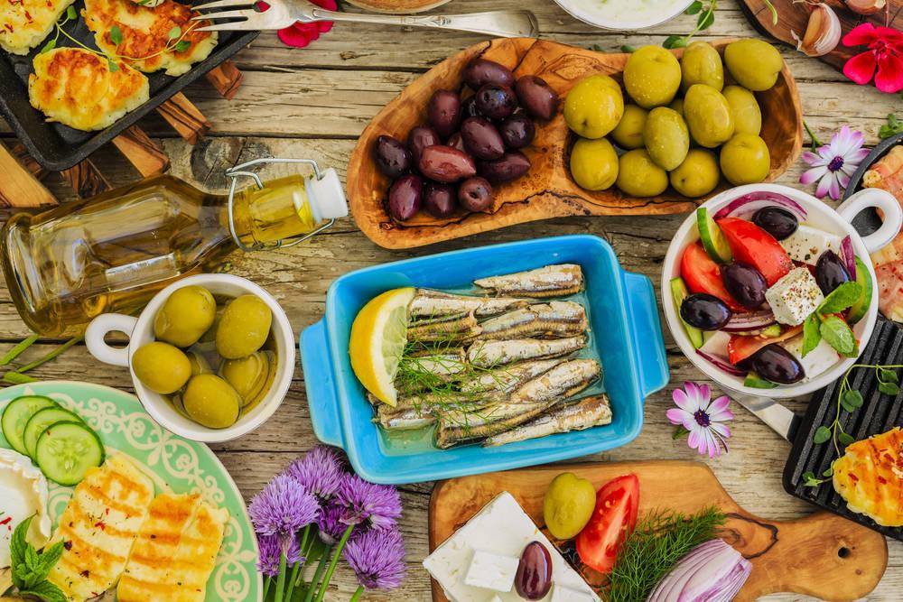 La dieta mediterránea es la joya de la corona de nuestra cultura gastronómica