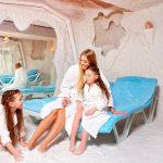 Haloterapia, un tratamiento de moda actualmente