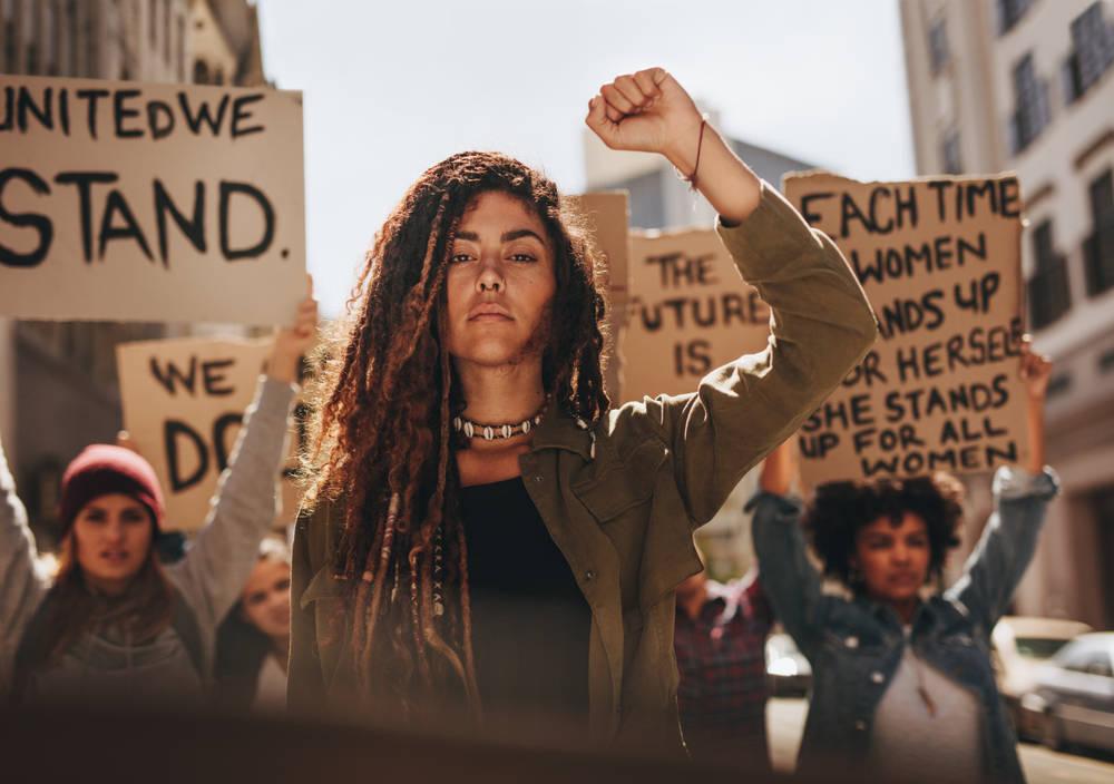 La revolución será necesariamente feminista y antiespecista