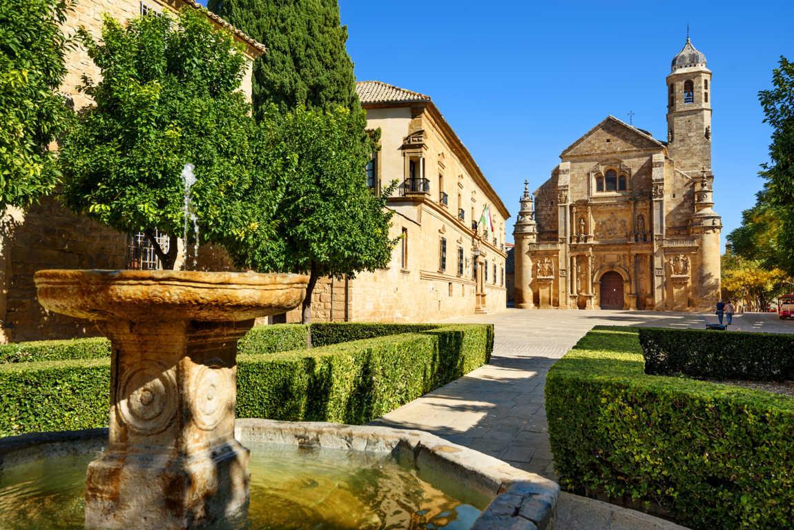 Visita cultural a Úbeda y Baeza