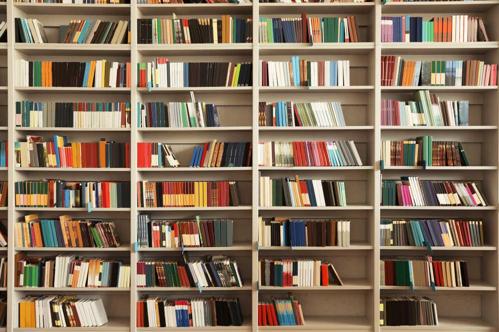 Buenas noticias: aumenta la venta de muebles de librería